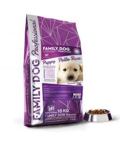 Crocchette alimento completo cibo secco per cani cuccioli puppy Pollo Riso