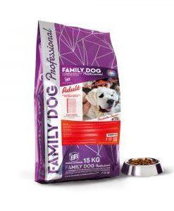 Alimento completo crocchette cibo secco per cani adulti in attivit? a base di Tonno Aringa e Riso